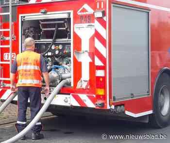Brand in ondergrondse garage snel geblust