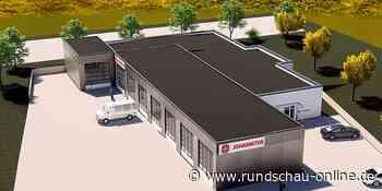 Neunkirchen-Seelscheid: Neubau der Rettungswache bietet Platz und spart Energie - Kölnische Rundschau