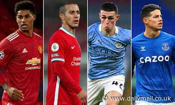 Manchester City and United join Liverpool and Everton to condemn racists