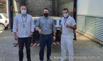 Energisa faz doações de álcool gel a hospitais de Manhumirim e Manhuaçu - Portal Caparaó