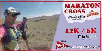 Maratón Cross – Villa del Totoral - Más Aire