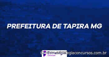Concurso Prefeitura de Tapira: contrato com a banca é... - Estratégia Concursos