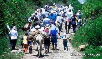 Desplazamiento de familias en Hacarí por enfrentamientos de grupos armados - Caracol Radio