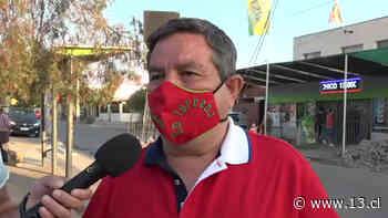 Alcalde de San Ramón se refirió a denuncia por postes en mal estado - 13.cl