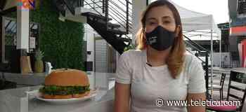 En San Ramón lanzan el reto de la hamburguesa gigante - Teletica