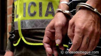 Operativo realizado por la policía del Guamo dejó 4 capturados - Ondas de Ibagué