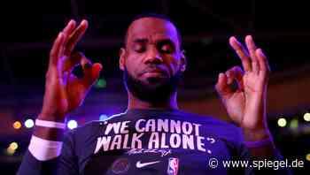 Basketballstar LeBron James und sein Business-Imperium: König reich - DER SPIEGEL