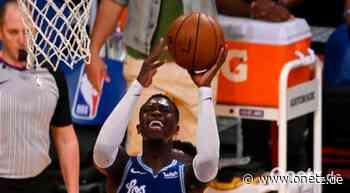 Lakers schlagen Nuggets - LeBron James und Schröder stark - Onetz.de