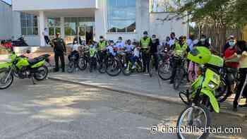 La Policía y la Alcaldía en Chibolo fortalece los vínculos e integración con la comunidad - Diario La Libertad