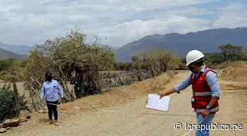 Piura: detectan irregularidades en obra de S/6,2 millones en Salitral LRND - LaRepública.pe