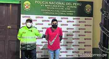 Sujeto acuchilla a su conviviente en Tarma y la policía lo detiene en su domicilio - Diario Correo