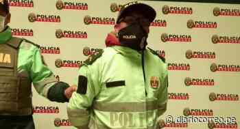 Falso policía ebrio recorría calles de Tarma para extorsionar a los transportistas incautos, en Junín - Diario Correo