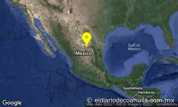 Se reporta sismo de 4.2 en Parras de la Fuente – El Diario de Coahuila - El Diario de Coahuila
