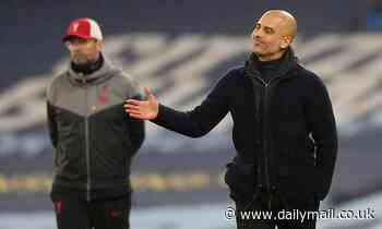 Pep Guardiola hits back at Jurgen Klopp by claiming Liverpool should not use 'excuses'