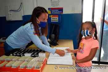 Más de 800 niños han logrado tramitar su cédula en Yaritagua - La Prensa de Lara