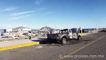 Conflicto en San Felipe, Baja California: La amenaza estadunidense de un embargo pesquero - Proceso
