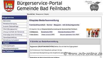 Bad Feilnbach: Kindergartengebühren ändern sich nicht - ovb-online.de
