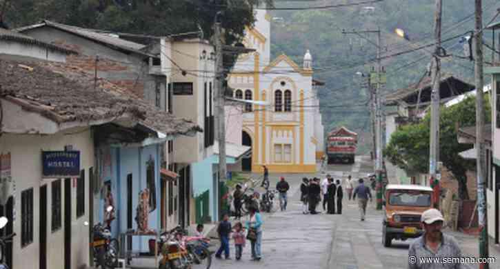 ¡Atención!, se registra nueva masacre en Inzá, Cauca - Semana