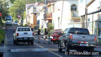Asesinan a motorista de la ruta 140 en la calle a Suchitoto | Noticias de El Salvador - elsalvador.com - elsalvador.com
