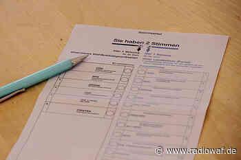 Everswinkel: Stimmen der Kommunalwahl werden neu ausgezählt - Radio WAF