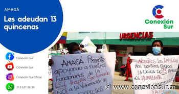 Empleados del hospital de Amagá se declararon en asamblea permanente - ConexionSur