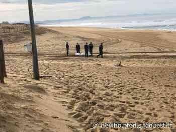Landes : le cadavre d'un homme découvert sur la plage d'Hossegor - Sud Ouest