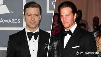 Gisele Bündchen: Justin Timberlake bietet Tom Brady seine Hilfe beim Super Bowl an - news.de