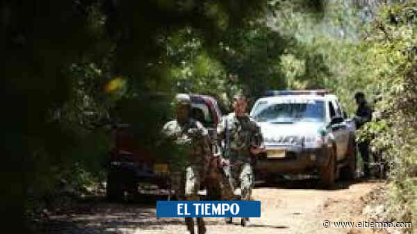 Alerta en Nariño: Cuatro jóvenes aparecen muertos en Policarpa - El Tiempo