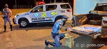 Polícia Rodoviária apreende 291 celulares sem nota fiscal em Presidente Venceslau - G1