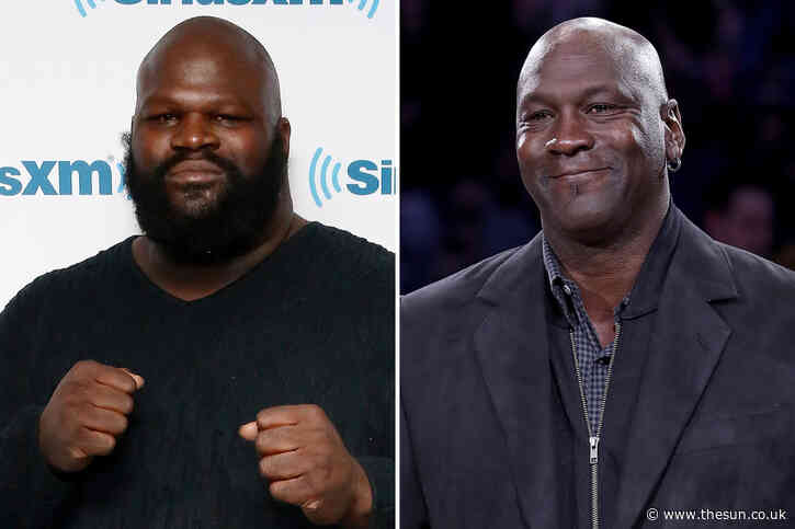 WWE icon Mark Henry reveals Michael Jordan was 'disrespectful' after angry encounter at 1992 Olympic Games