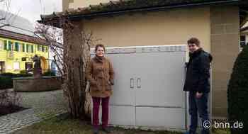 Schnelles Internet braucht Zeit Östringen-Tiefenbach ist online-mäßig abgehängt von Monika Eisele 2 Min. - BNN - Badische Neueste Nachrichten