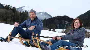 Pfronten: Christian Osterried baut in seiner Freizeit handgefertigte Rennrodel - Kreisbote