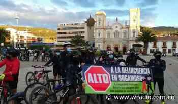 Autoridades en Sogamoso proponen crear base de datos de propietarios de bicicletas - W Radio