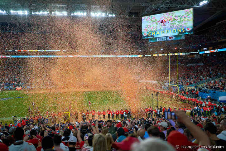 Texas Lawmaker Proposes Bill To Make Day After Super Bowl A State Holiday