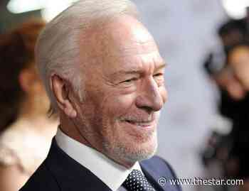 Oscar-winning Canadian actor Christopher Plummer dies at 91