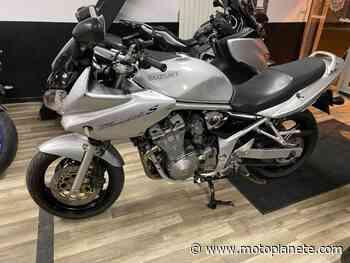 Suzuki GSF 600 BANDIT 2004 à 2300€ sur CHAMBOURCY - Occasion - Motoplanete