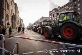 Nieuwsfoto's: Protesten in Duitsland en India - Boerderij