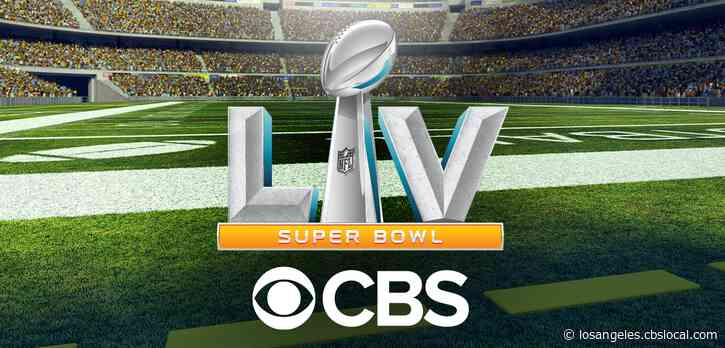 CBS Sports Airing Seven Hours Of Pregame Coverage For Super Bowl LV Across TV, Streaming Platforms