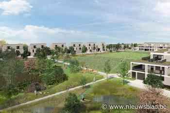 Residentie Hagelberg goed voor bijna 100 flats en woningen