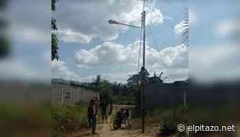 Carabobo | Deportistas y comunidad reparan alumbrado público en Bejuma - El Pitazo