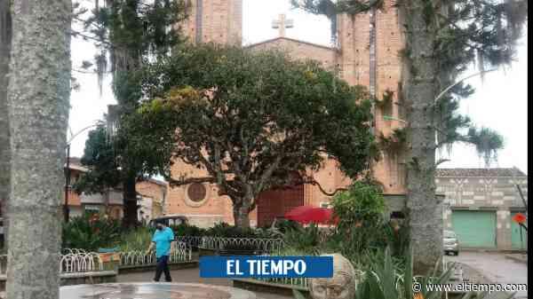 Asesinaron a exalcalde de Yalí, Antioquia - El Tiempo