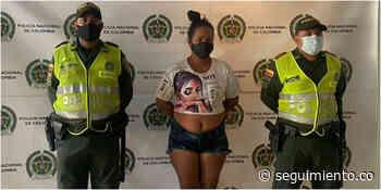 Capturan a mujer por presuntamente apuñalar a su pareja sentimental, en Guamal - Seguimiento.co