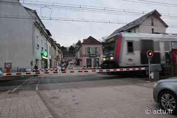Yvelines. A Jouy-en-Josas, les passages à niveau fermés le temps de travaux sur les voies SNCF - actu.fr