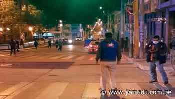 Municipalidad provincial de Huanta no implementa medidas sanitarias contra covid 19 - Jornada