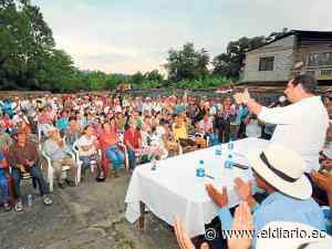 Prefecto Orlando se reunió con dirigentes rurales de Paján | El Diario Ecuador - El Diario Ecuador