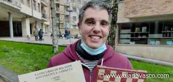 Iñigo Legorburu gana el X certamen de relato corto de Oyón - Diario Vasco