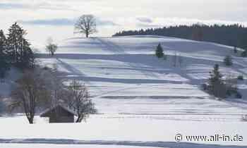Winterlandschaft-Video: Winter im Allgäu: So schön ist es bei Oberstaufen - Oberstaufen - all-in.de - Das Allgäu Online!