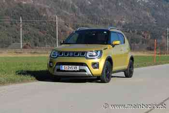 Jagd in Tirol: Autotest: Suzuki Ignis mit innovativen Mild-Hybrid - Innsbruck - meinbezirk.at