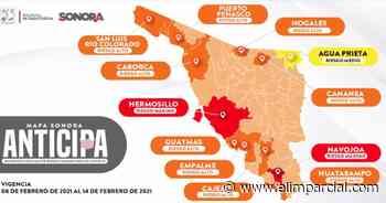 Hermosillo y Navojoa siguen en riesgo máximo; Agua Prieta pasa a amarillo - ELIMPARCIAL.COM