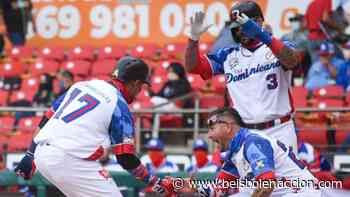 República Dominicana deja en el terreno a los Caimanes de Barranquilla… - Béisbol en Acción